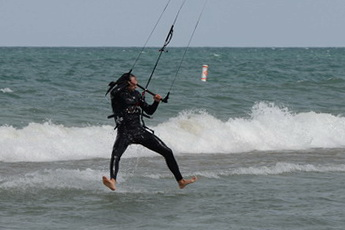kiteboarding without lessons